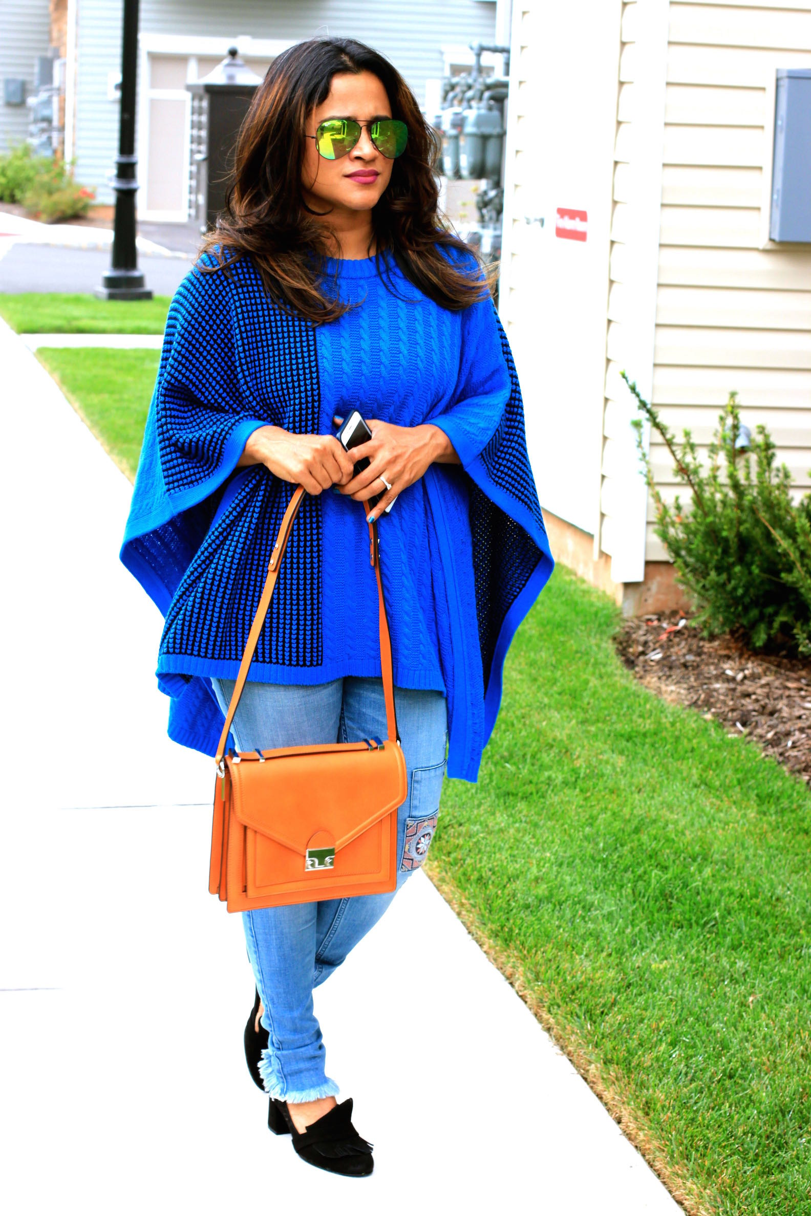 Comfiest stylish heels easy layer cape