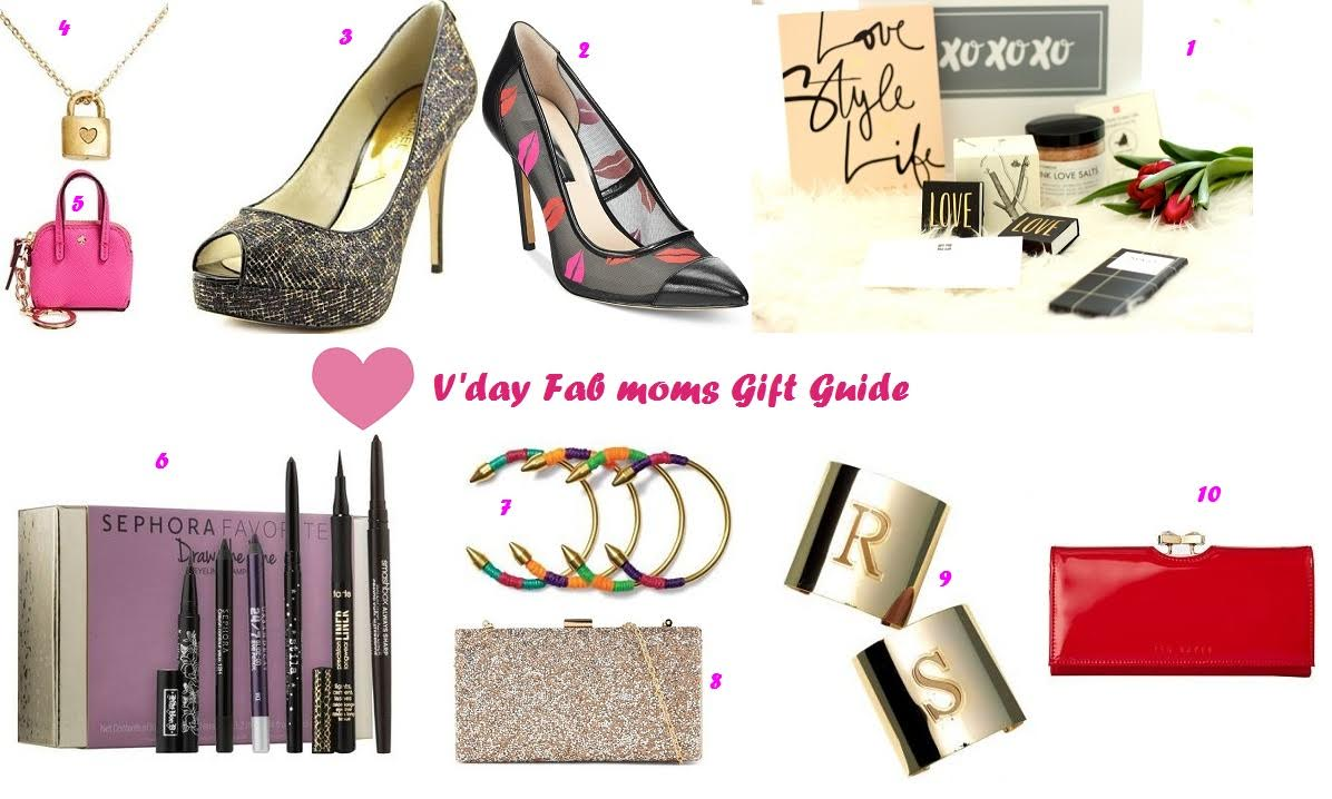 Fab Mom Valentines day Gift Guide