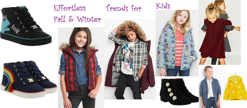 Fabzlist Fall winter fashion kids
