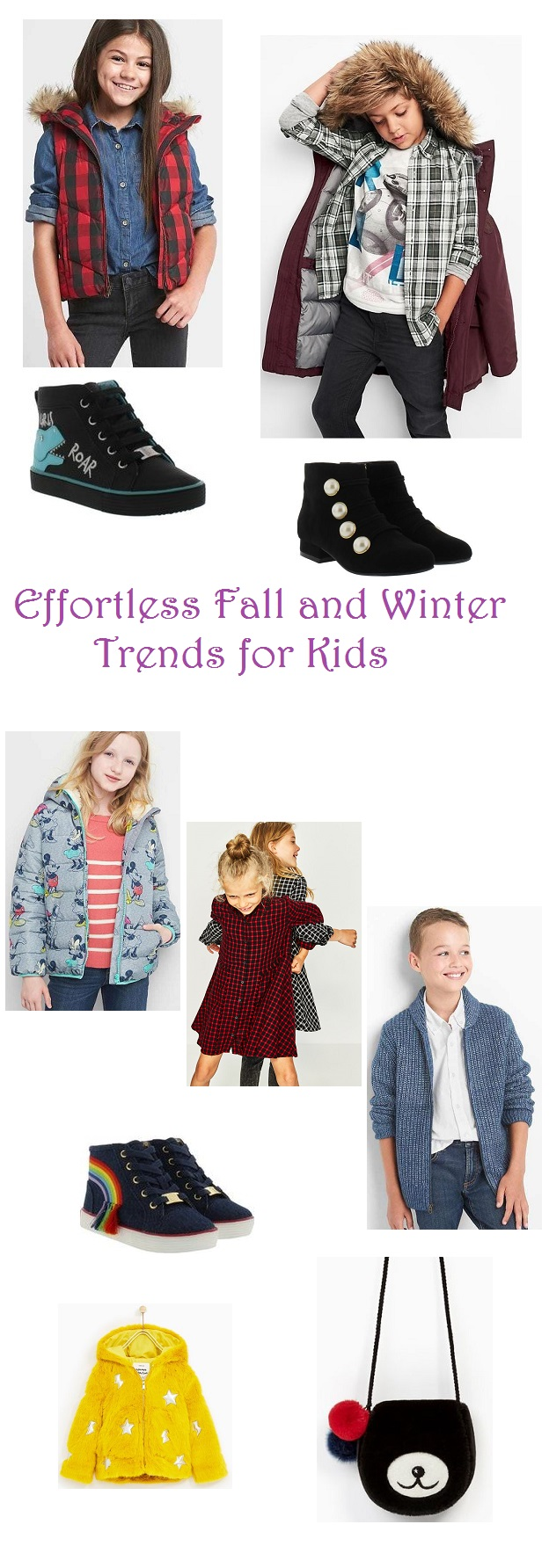 Fabzlist Fall winter fashion kids 1