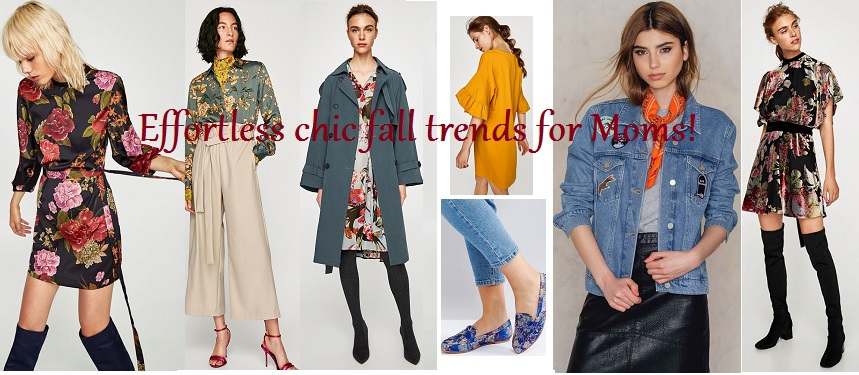 Fall2017 trends for Moms