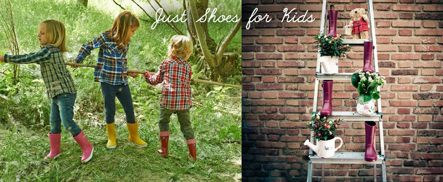 Just shoe for kids