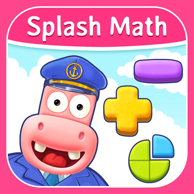 Splash math best educational app for kids