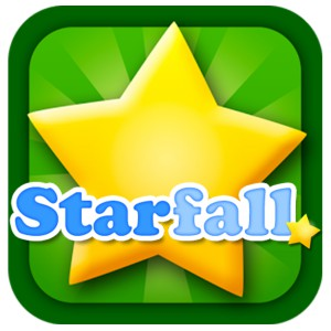 Starfall best educational app for kids
