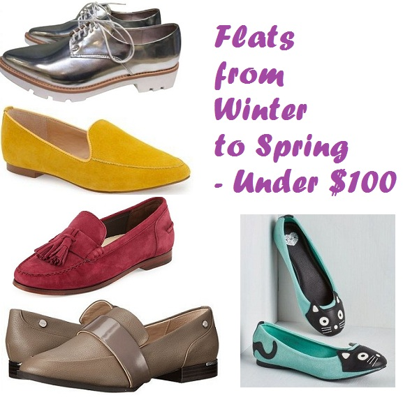 Flats for Springstyle