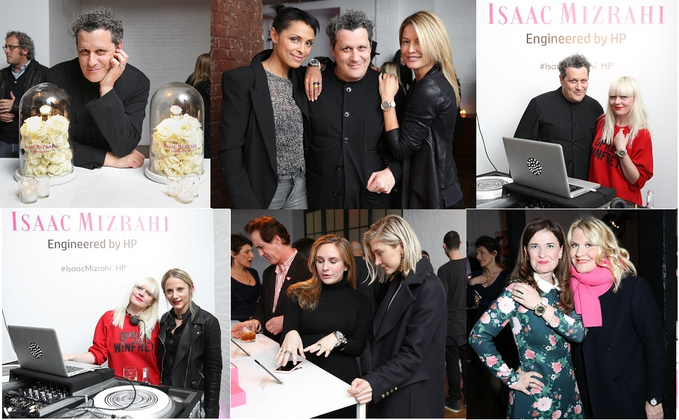 SMARTWATCHES CAN BE SUPER FASHIONABLE TOO - INTRODUCING THE ISAAC MIZRAHI SMARTWATCH!
