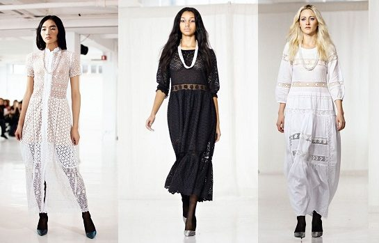 KUR COLLECTION AT AMCO NYC FASHION WEEK- FASHION INSPIRING A DISTINCT SENSE OF SERENITY