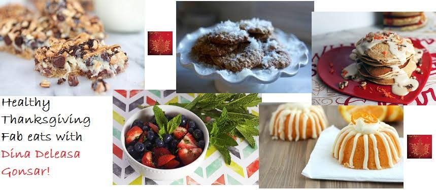 FAB EATS WITH DISHITGIRL- DINA DELEASA GONSAR! EASY & HEALTHY KIDS FRIENDLY DESSERTS TO FEAST ON THIS HOLIDAY SEASON!