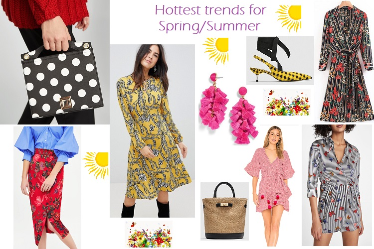 hottest fashion trends
