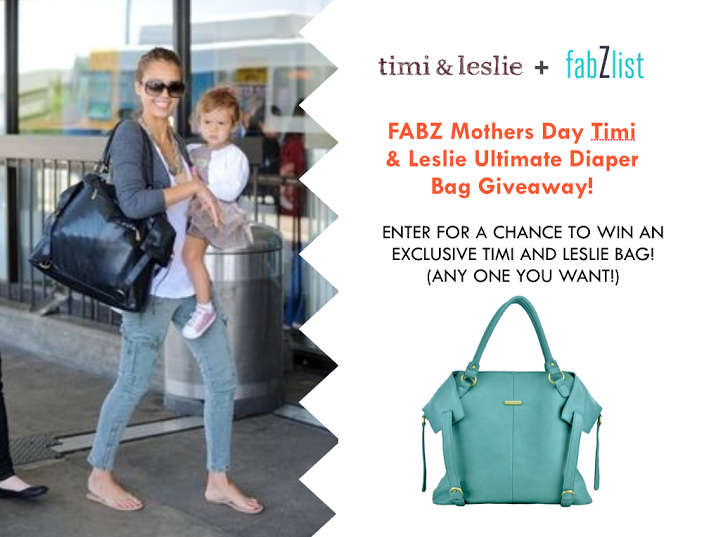 TIMI & LESLIE: THE PERFECT BAG TO LOOK CHIC & STAY ORGANIZED!